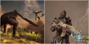 Outriders: каждая легендарная штурмовая винтовка