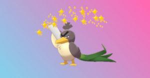 Pokémon GO: как найти (и поймать) блестящего галарского Farfetch'd