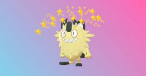 Pokémon GO: как найти (и поймать) сияющий галарский мяут