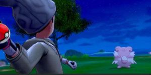 Pokemon Unite: дата выхода Blissey