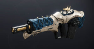 Destiny 2: как получить наименее импульсную винтовку ужаса
