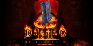 Diablo 2: Resurrected — Как получить фолиант городского портала
