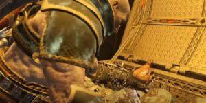 God Of War: Где найти тлеющий тлеющий уголь
