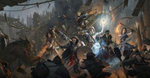 Как решить задачу платформы Sacred Lands в Pathfinder: WotR
