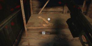Resident Evil 7: Для чего используется игрушечный топор?