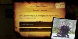 Bravely Default 2: Как победить Йормунганда