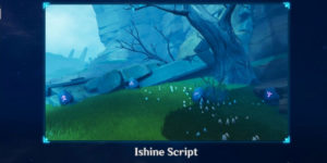 Genshin Impact как разгадать тайну камней