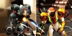 Metroid Dread: как победить робота-солдата Чозо мини-босса в Ферении и Гаворане