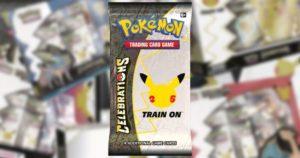 Гайд по продукту Pokemon TCG Celebrations: описание продуктов, посвященных 25-летию